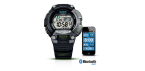 "CASIO ""OMNISYNC SPORTS"" BLUETOOTH SMARTWATCH (STB-1000-1CF)"